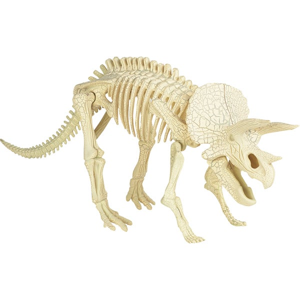 Smithsonian 3D Skeleton Triceratops Puzzle