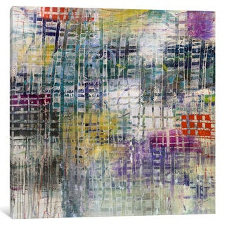 iCanvas Woven by Julian Spencer Canvas Print