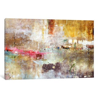 iCanvas Rain Clouds by Julian Spencer Canvas Print