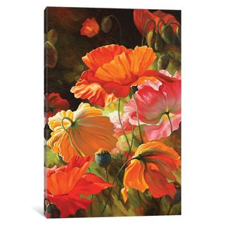 iCanvas Springtime Blossoms by Emma Styles Canvas Print