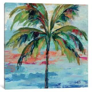 iCanvas California Palm I by Silvia Vassileva Canvas Print