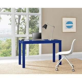 Ameriwood Home Parsons Navy XL Desk with 2 Drawers|https://ak1.ostkcdn.com/images/products/12752039/P19528389.jpg?impolicy=medium