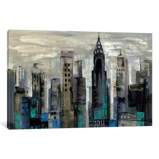 iCanvas New York Moment  by Silvia Vassileva Canvas Print