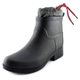 Lucky Brand Women's 'Rebeka' Black Rubber Boots