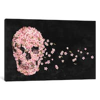 iCanvas A Beautiful Death Landscape by Terry Fan Canvas Print