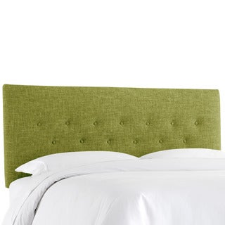 Skyline Furniture Zuma Wasabi Button Headboard