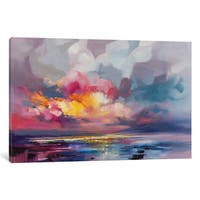 iCanvas Displacement by Scott Naismith Canvas Print