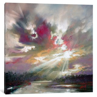 iCanvas Loch Light II by Scott Naismith Canvas Print