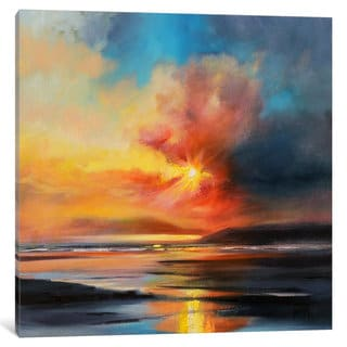 iCanvas Emerging Sun by Scott Naismith Canvas Print
