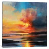 iCanvas Emerging Sun by Scott Naismith Canvas Print