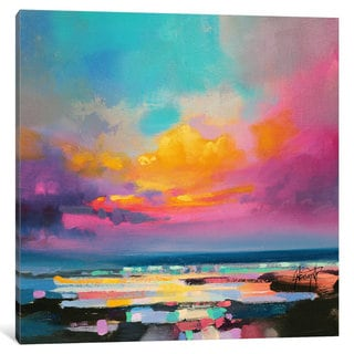 iCanvas Diminuendo Sky Study II by Scott Naismith Canvas Print