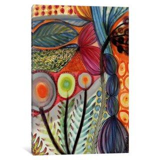 iCanvas Vivaces by Sylvie Demers Canvas Print