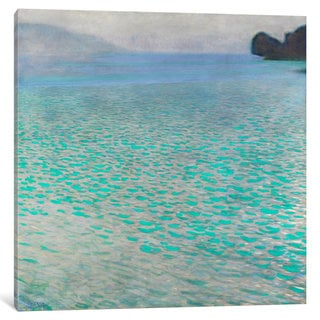 iCanvas Attersee (Lake Attersee) by Gustav Klimt Canvas Print