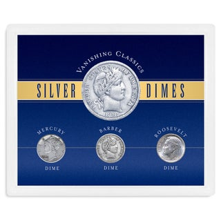 American Coin Treasures Vanishing Classics Silver Dimes