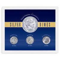 American Coin Treasures Vanishing Classics Silver Dimes