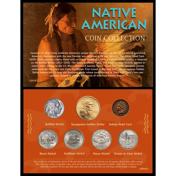American Coin Treasures Native American Coin Collection