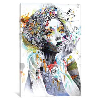 The Curated Nomad Circulation by Minjae Lee Canvas Print