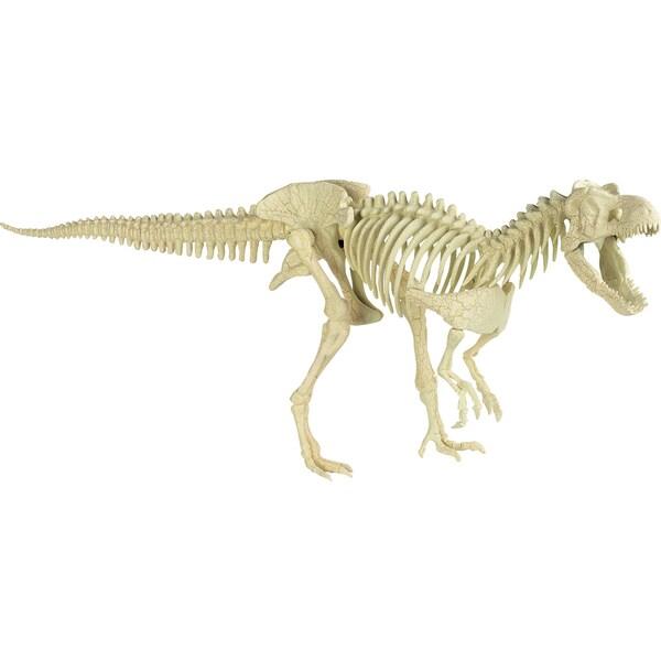 Smithsonian 3D 15-piece T-Rex Skeleton Puzzle