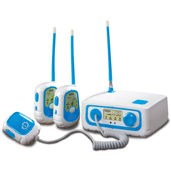 Discovery Kids Walkie Talkie Base Station Set