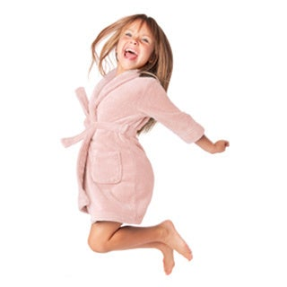 Rosemont Kids' Fleece Plush Robe