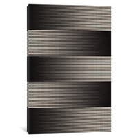 iCanvas Modern Art- Grayscale by 5by5collective Canvas Print