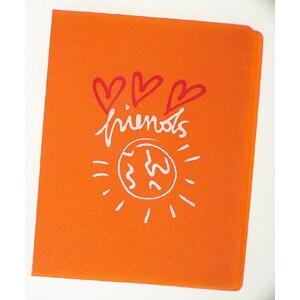 Pioneer Photo Albums I46 Bright Orange Photo Album