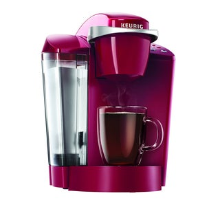 Keurig K55 Coffee Maker, Rhubarb, Model 119435