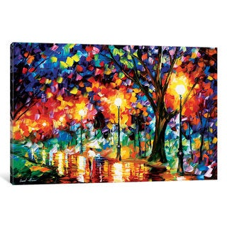 iCanvas Eternity by Leonid Afremov Canvas Print