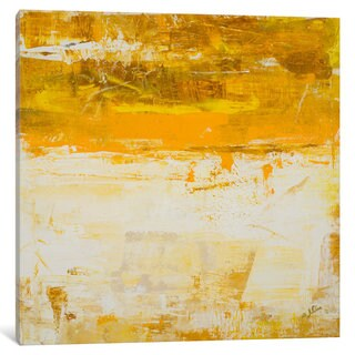 iCanvas Yellow Field by Julian Spencer Canvas Print
