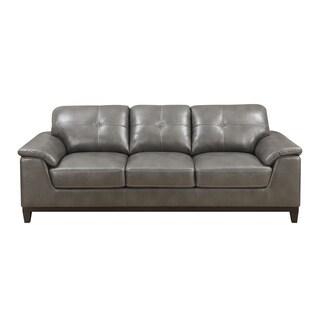 Emerald Marquis Grey Sofa