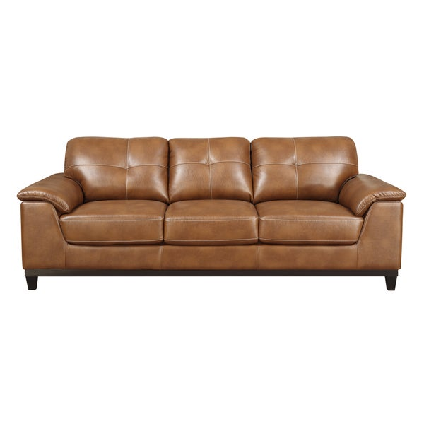 Emerald Marquis Chestnut Sofa