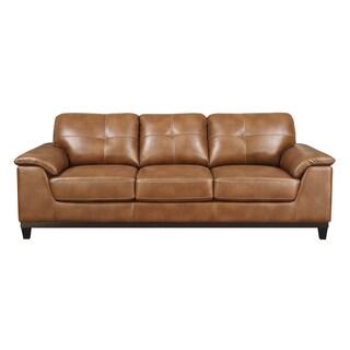 Emerald Marquis Chestnut Sofa