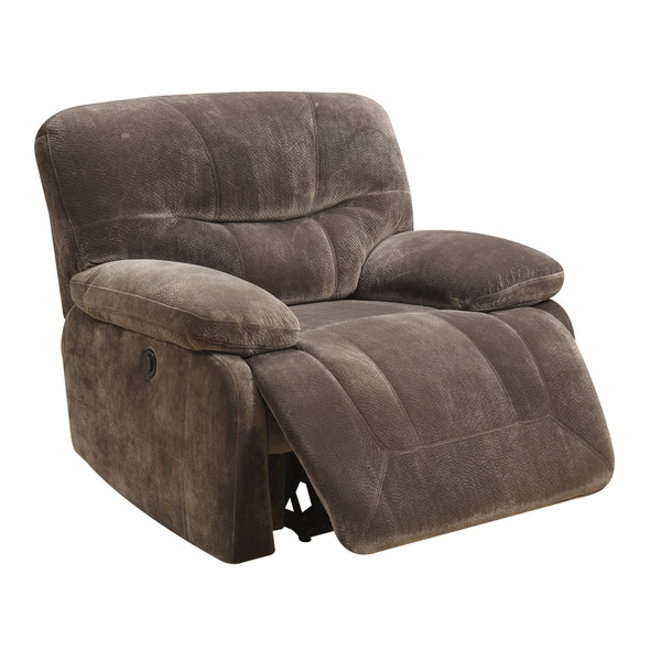 Emerald Mocha Power Recliner - Free Shipping Today - Overstock.com - 19530306