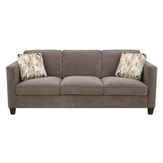 Emerald Focus Charcoal Sofa