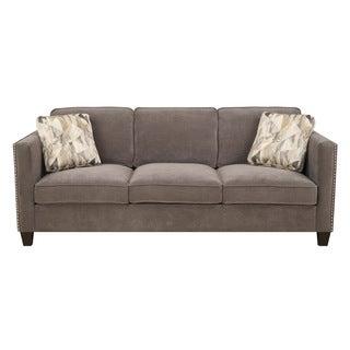 Emerald Focus Charcoal Sofa