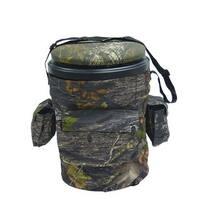 Dlx Sports Mossy Oak Breakup Fabric/Plastic Bucket