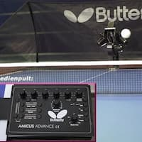 Butterfly Amicus Advance Table Tennis Robot