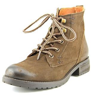 Steve Madden Women's 'Gobbin' Leather Boots