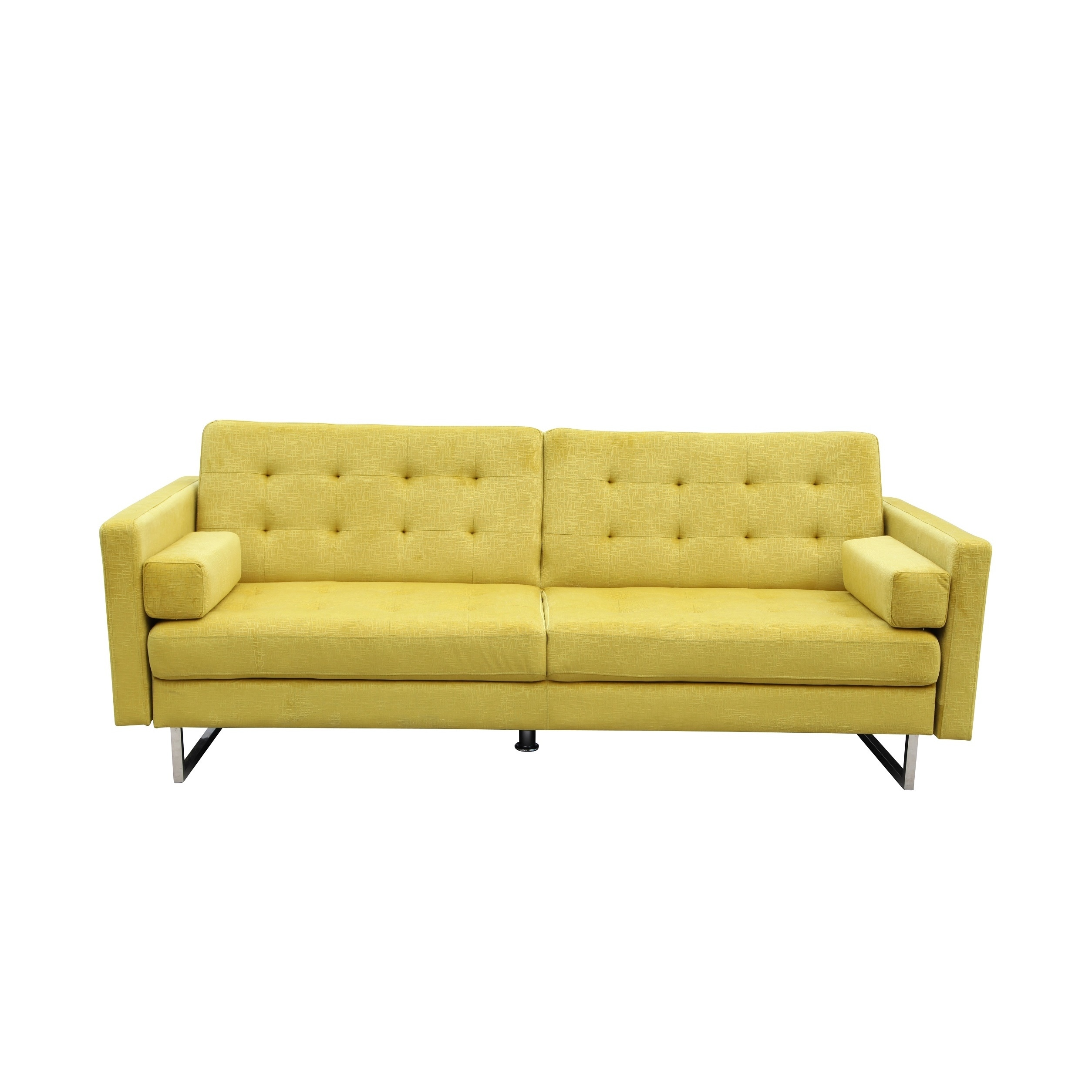 Yellow Sleeper Sofa