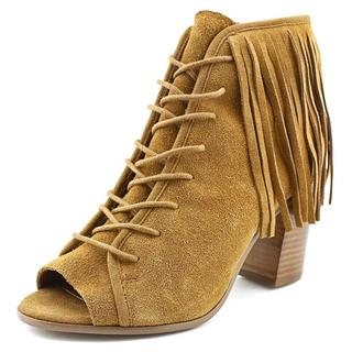 Steve Madden Women's 'Newporte' Suede Fringed Boots
