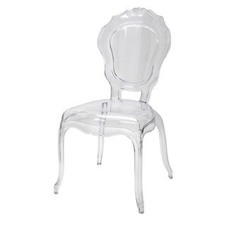 Loxley Transparent Side Chair