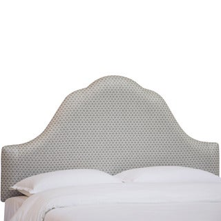 Skyline Furniture Diego Champagne Arched Headboard