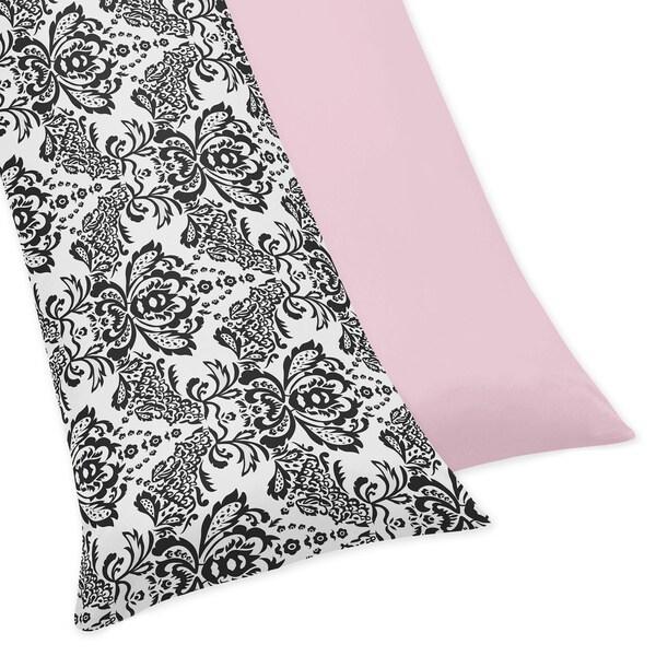 Sweet Jojo Designs Sophia Collection Body Pillow Case