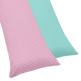Sweet Jojo Designs Skylar Body Pillow Case