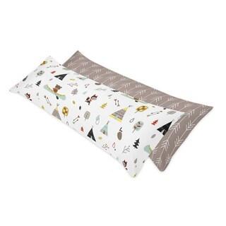 Sweet Jojo Designs Outdoor Adventure Body Pillow Case