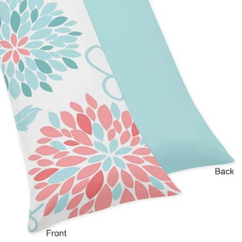 Sweet Jojo Designs Emma Body Pillow Case - Multi