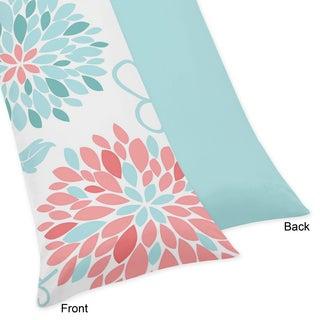 Sweet Jojo Designs Emma Body Pillow Case