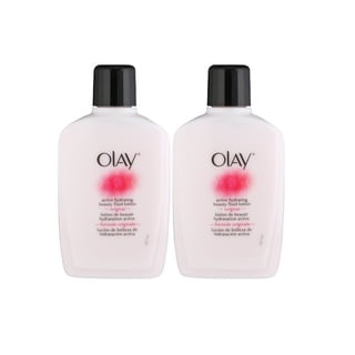Olay Active Original Hydrating 6-ounce Beauty Fluid (Pack of 2, Unboxed)
