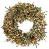 National Tree Company Outdoor Christmas Decorations  from ak1.ostkcdn.com