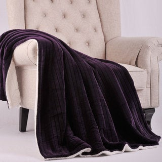 BOON Flannel Cutout Travel Throw